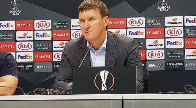 Сачко: У Ворсклы не все получалось в матче с Карабахом