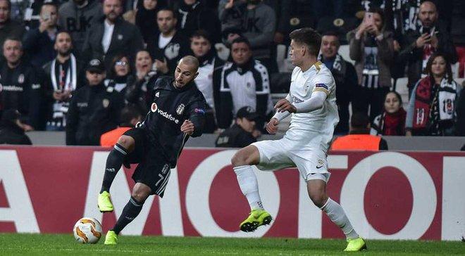 Лига Европы: Генк Малиновского одолел Бешикташ, Вильярреал поиздевался над Рапидом