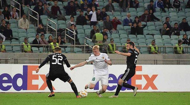 Кулач: Добре, що воротар Карабаха помилився