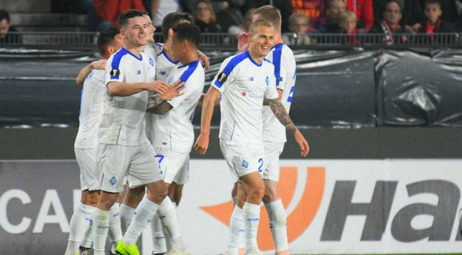 Ренн – Динамо: кияни вперше з 1998 року перемогли у Франції