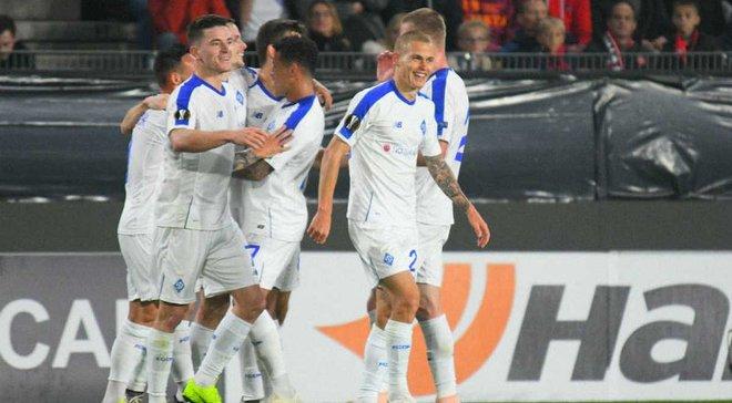 Ренн – Динамо: киевляне впервые с 1998 года победили во Франции