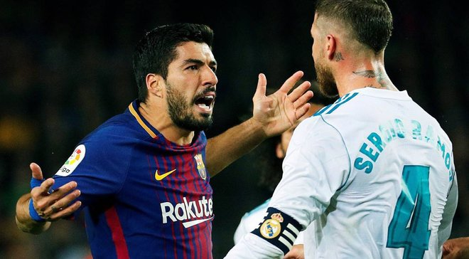 Барселона – Реал Мадрид: онлайн-трансляция матча Примеры – как это было