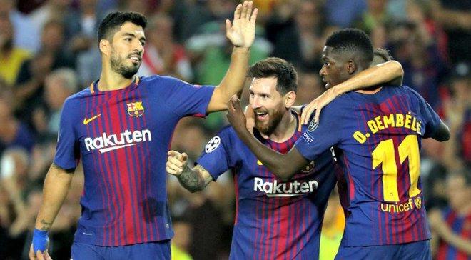 Жирона– Барселона: ФІФА заборонила проводити матч Ла Ліги у США
