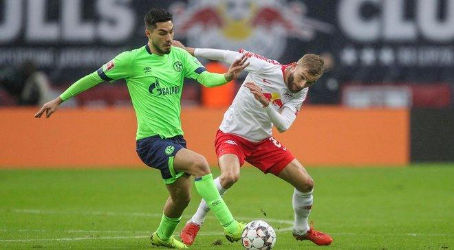 РБ Лейпциг – Шальке – 0:0 – видеообзор матча