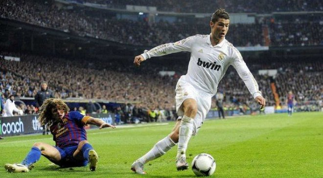 Пуйоль: Логично, что Реал стал хуже без Роналду