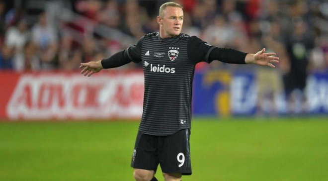 Руни не собирается возвращаться в Европу на время межсезонья в MLS