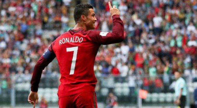 Роналду вернется в сборную Португалии на заключительные матчи Лиги наций