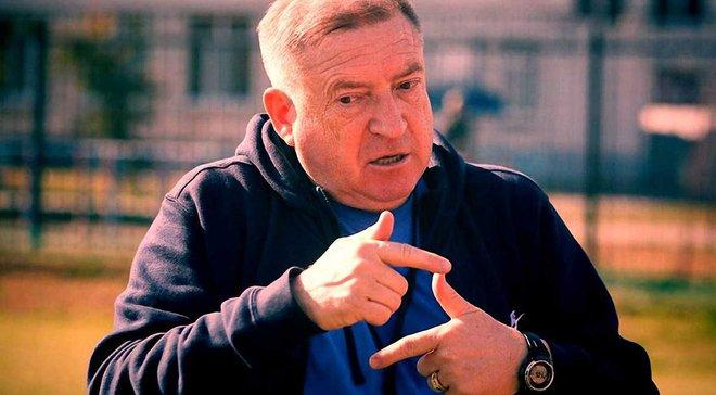 """""""Ми – нульова команда"""". В'ячеслав Грозний вірить, що Шахтар обіграє Ман Сіті, і пропонує революційні зміни в УПЛ"""