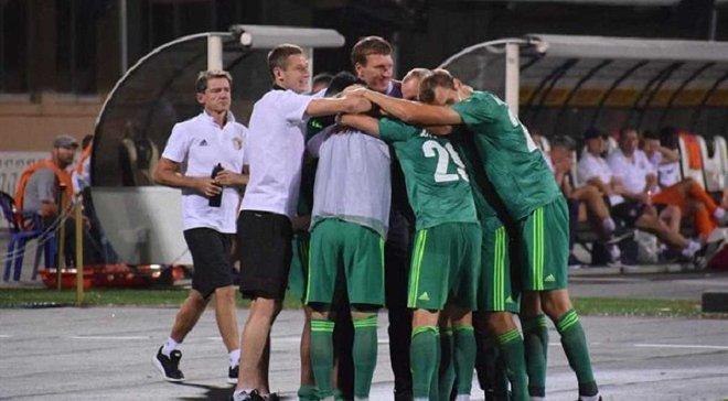 Ворскла – лучшая команда Лиги Европы по реализации голевых моментов