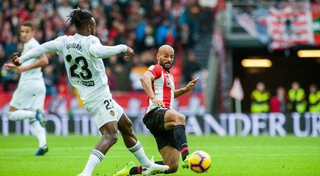Атлетик – Валенсия – 0:0 – видеообзор матча