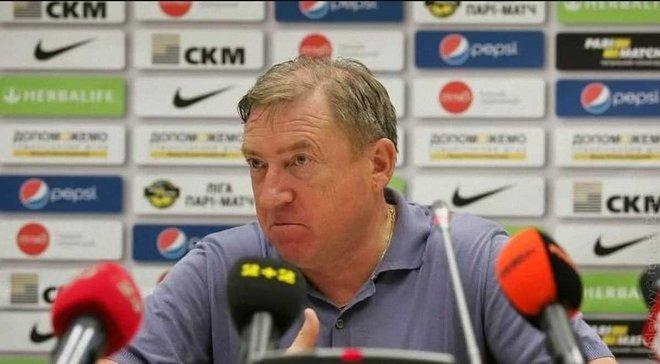 Грозный: Футболисты Арсенала-Киев смотрели на игроков Шахтера, как на людей с другой планеты