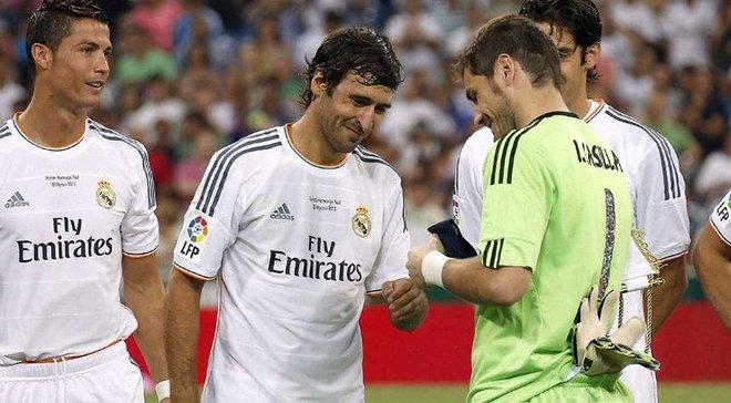 Ель Класіко Барселона – Реал: як мадридські легенди Рауль і Касільяс ставили каталонців на коліна