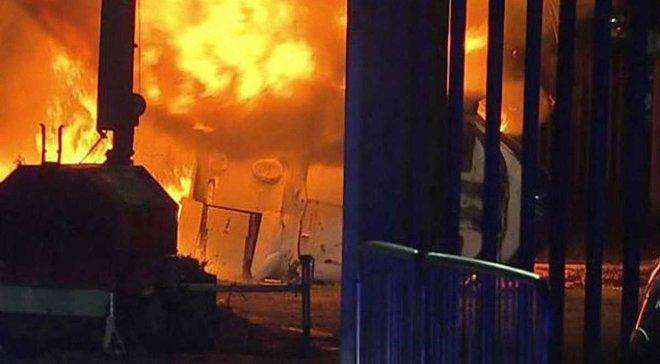Вертолет владельца Лестера разбился возле домашнего стадиона клуба – все детали