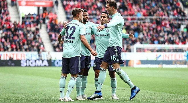 Майнц – Бавария – 1:2 – видео голов и обзор матча