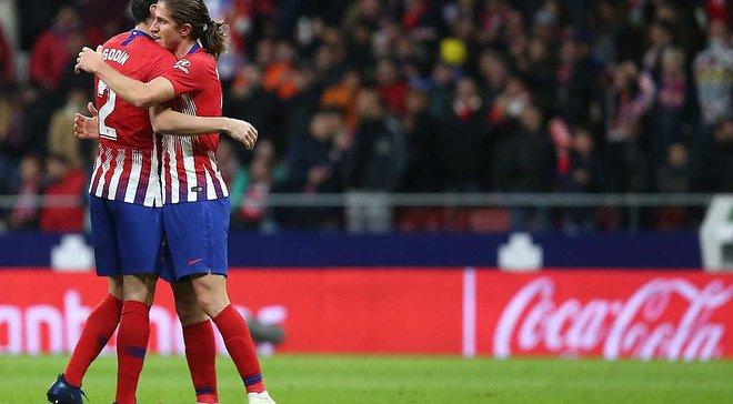 Атлетико отличился невероятным достижением среди команд топ-5 лиг Европы
