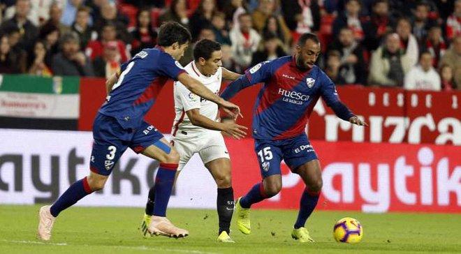 Севілья мінімально здолала Уеску: 10-й тур Ла Ліги, матчі неділі