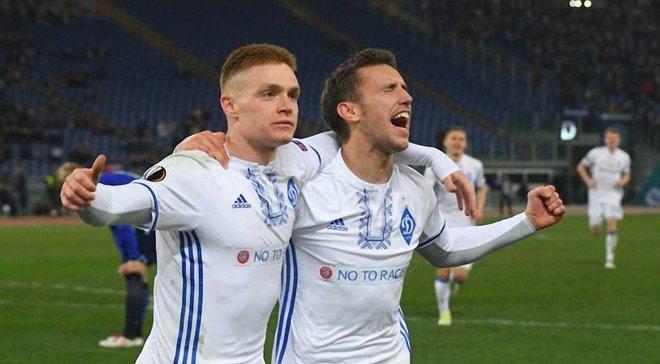 УЕФА опубликовал выплаты участникам Лиги Европы 2017/18: стало известно, сколько миллионов евро заработали Динамо и Заря