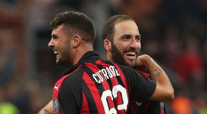 Милан вырвал победу у Сампдории: 10-й тур Серии А, матчи воскресенья