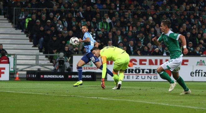 Байер в сверхрезультативном матче уничтожил Вердер: 9-й тур Бундеслиги, матчи воскресенья