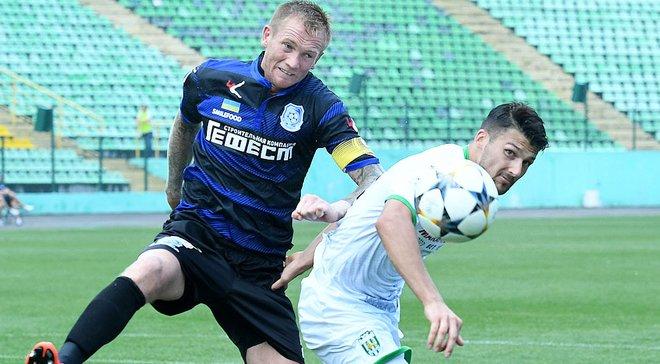 Черноморец – Карпаты – 0:5 – видео голов и обзор матча