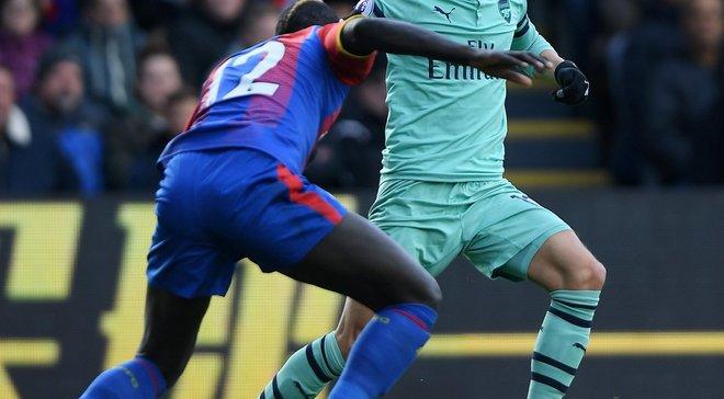 Кристал Пэлас – Арсенал – 2:2 – видео голов и обзор матча