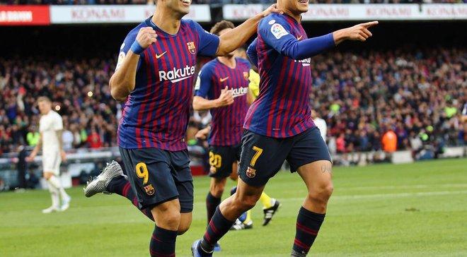 """Барселона – Реал Мадрид: Коутінью став 10-м бразильцем """"блаугранас"""", який забивав """"вершковим"""""""
