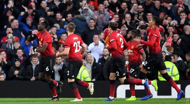 Манчестер Юнайтед – Евертон – 2:1 – відео голів та огляд матчу