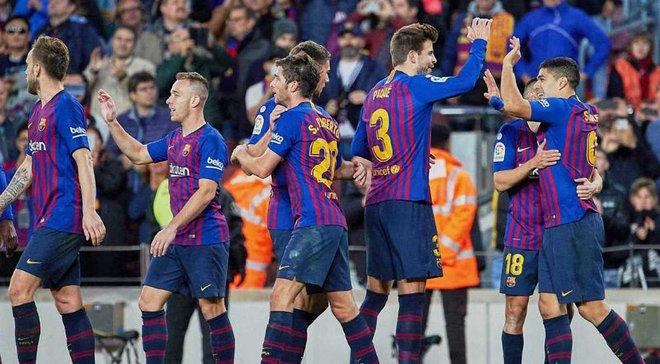 Главные новости футбола 28 октября: Барселона уничтожила Реал в Класико, Динамо сенсационно уступило Львову