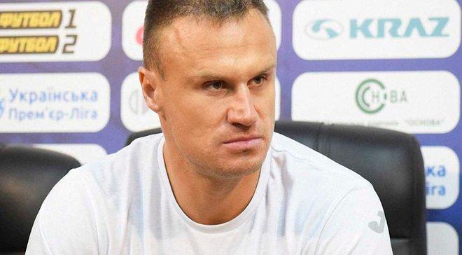 Шевчук: Игроки Олимпика должны доказывать, что заслуживают место в составе