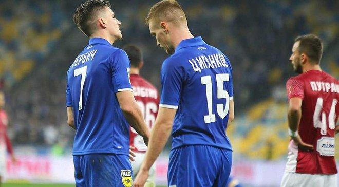 Цыганык: Такое впечатление, что поражение от Львова стало для игроков Динамо обыденным
