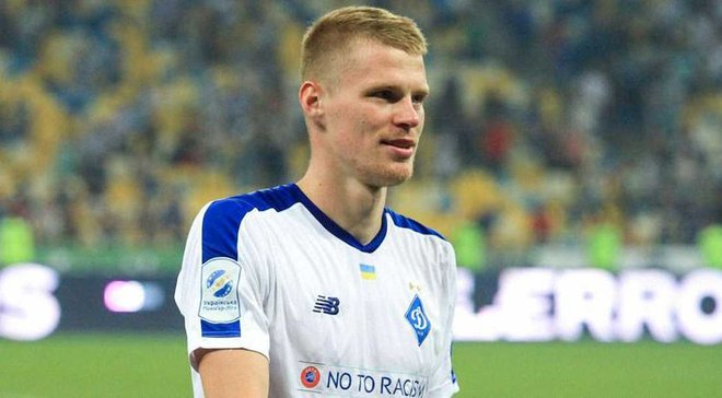 Бурда не знає, чому не потрапив до заявки Динамо на матч зі Львовом