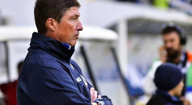 Бакалов стал лучшим тренером 13-го тура УПЛ
