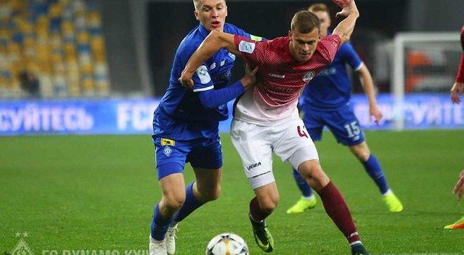 Леоненко: Не бачу сенсації у перемозі Львова над Динамо