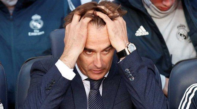 Реал офіційно звільнив Лопетегі та визначився з тимчасовою заміною