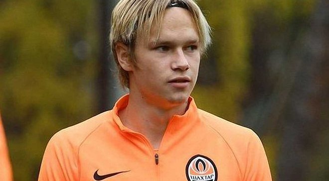 Мудрык начал тренироваться с основной командой Шахтера – талант попал под крыло Тайсона