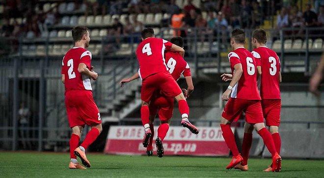 Друга ліга: МФК Металург впевнено обіграв Нікополь