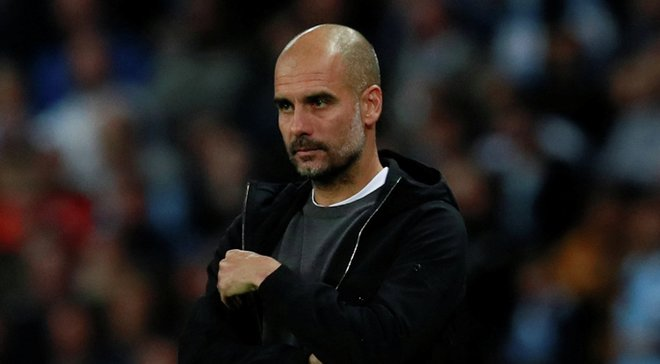 Гвардиола крайне недоволен реализацией Манчестер Сити