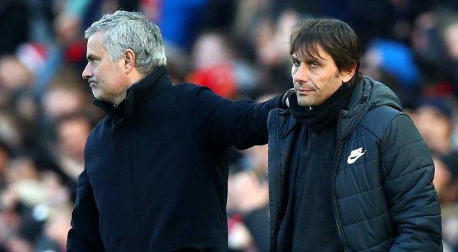 Моурінью в Реал, Конте в Манчестер Юнайтед – можливі тренерські перестановки за версією GdS