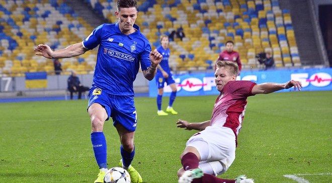 Захисник Львова Парамонов: Ніхто не задирає носа після перемоги над Динамо