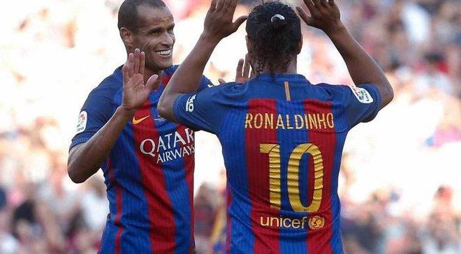 Рівалдо: Сподіваюся, Соларі не повторить успіх Зідана в Реалі