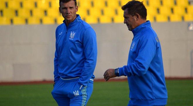 Шевченко конфликтовал с Рианчо в сборной Украины, – СМИ