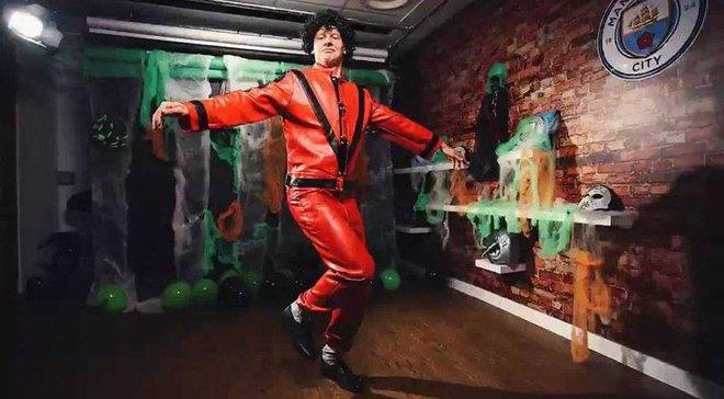 Зінченко спародіював Майкла Джексона та розірвав мережу на Хелловін