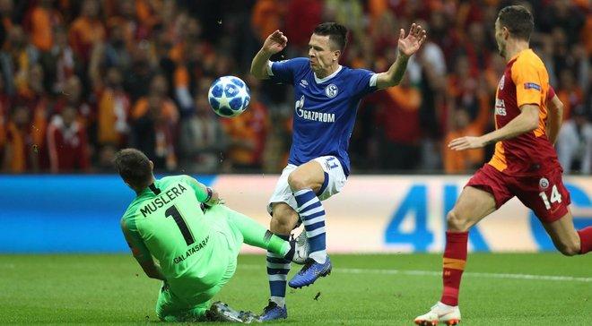 Коноплянка – у стартовому складі Шальке на матч Кубка Німеччини проти Кельна