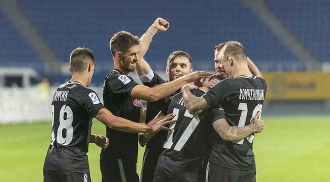 Кубок України: Зоря перемогла Десну у серії пенальті