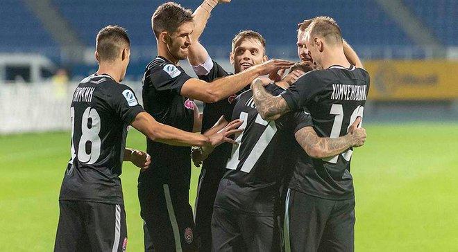 Чорноморець – Зоря – 0:3 – відео голів та огляд матчу