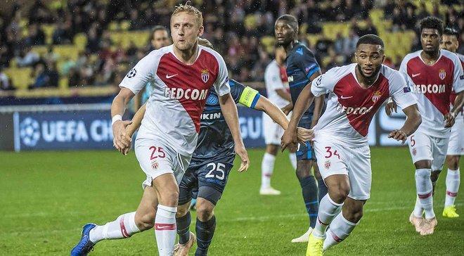 Монако – Брюгге – 0:4 – видео голов и обзор матча