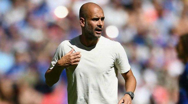 Гвардиола подписал договор сМанчестер Сити вбытность тренером Баварии— Футбол 24