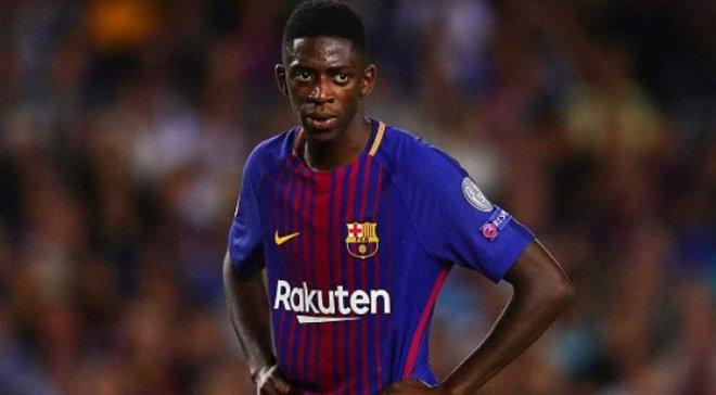Барселона – Бетіс: Дембеле може пропустити матч