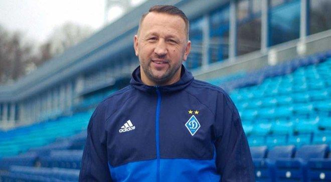 Тренер академії Динамо Вендлер: Ми хочемо грати у футбол Ліверпуля, Хоффенхайма, Борусії Д та Лейпцига