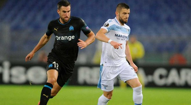 Футбол лига европы лацио спарта